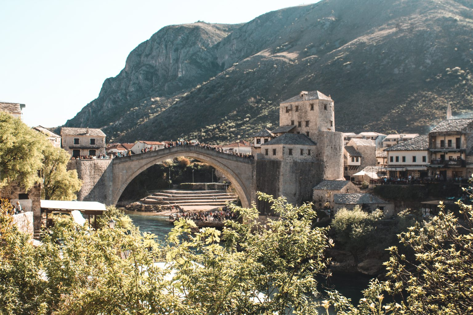 How to get from Mostar to Dubrovnik by bus