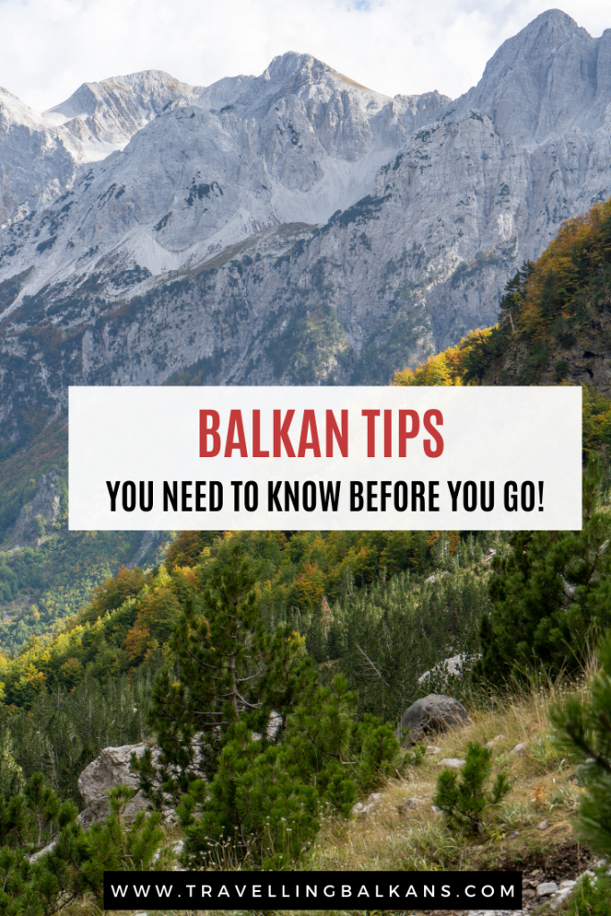 must read balkan tips