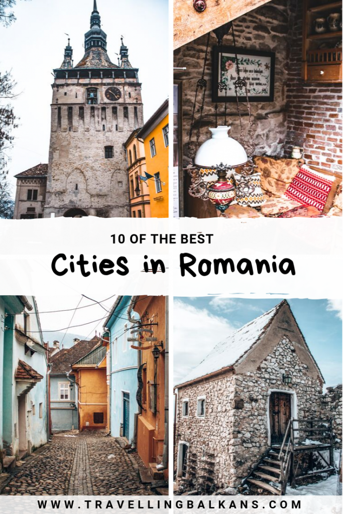 10 of the Best Cities in Romania to Visit