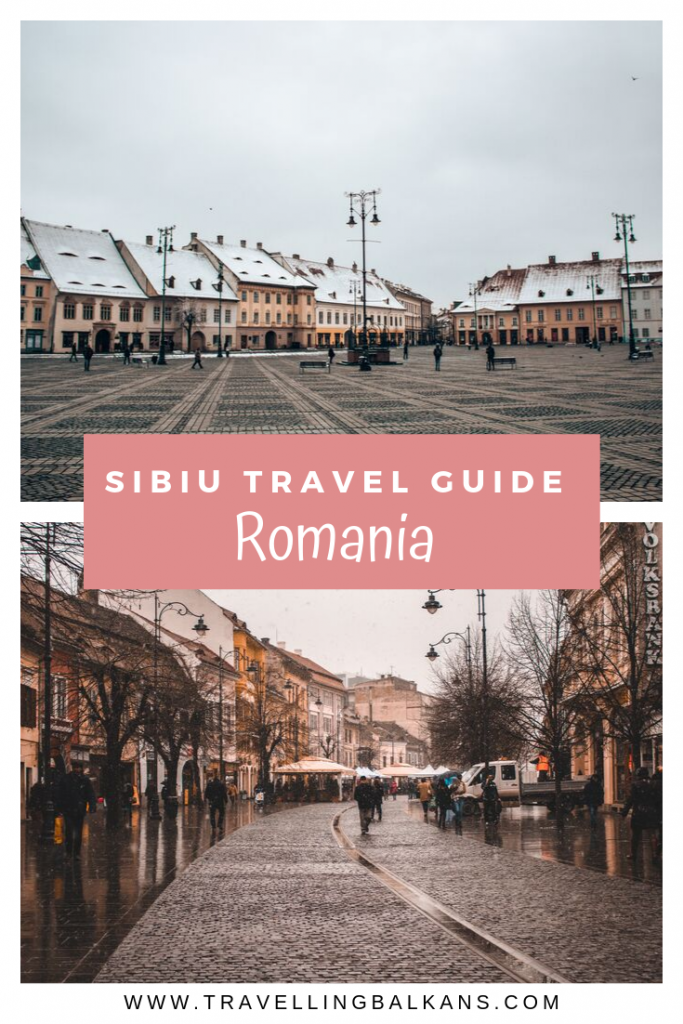 Sibiu travel guide: Things to do in Sibiu, Romania