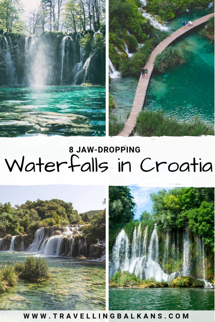 8 Jaw-dropping Waterfalls in Croatia to Explore
