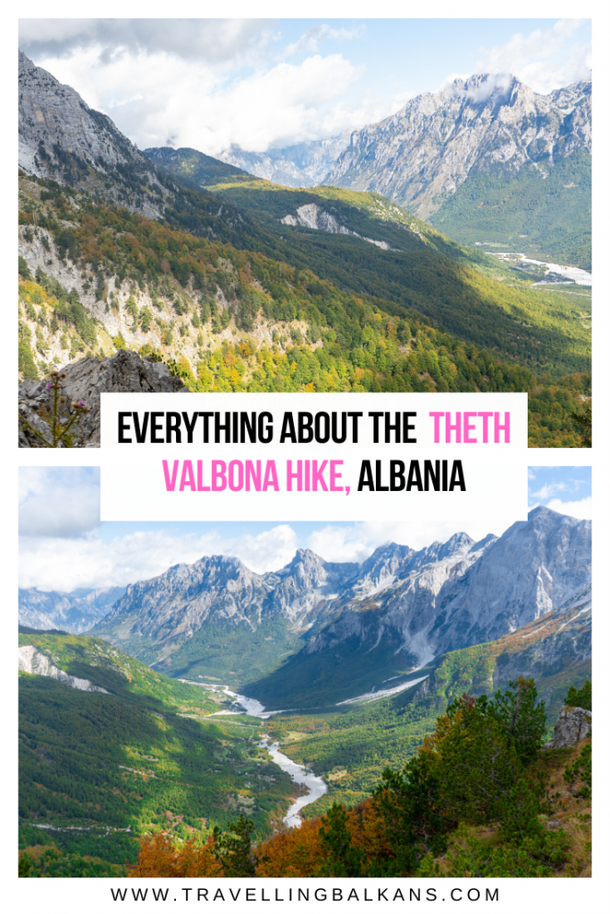 Theth Valbona Hike: 27 Things You Need to Know!