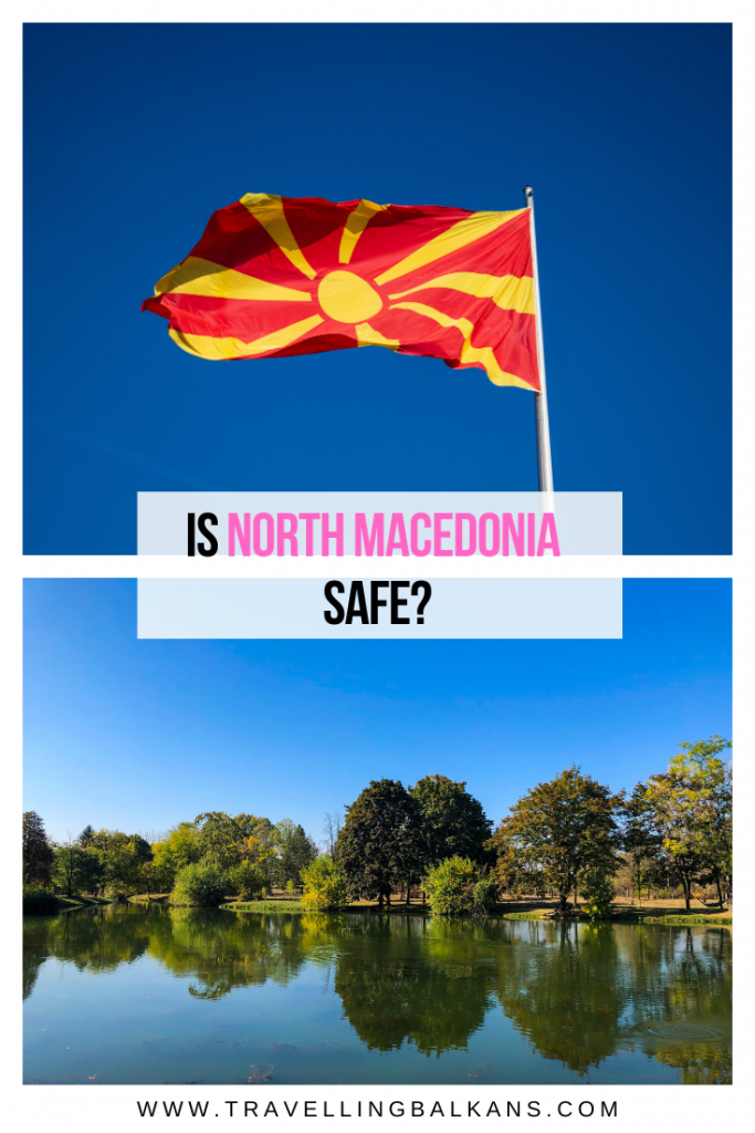 is north macedonia safe