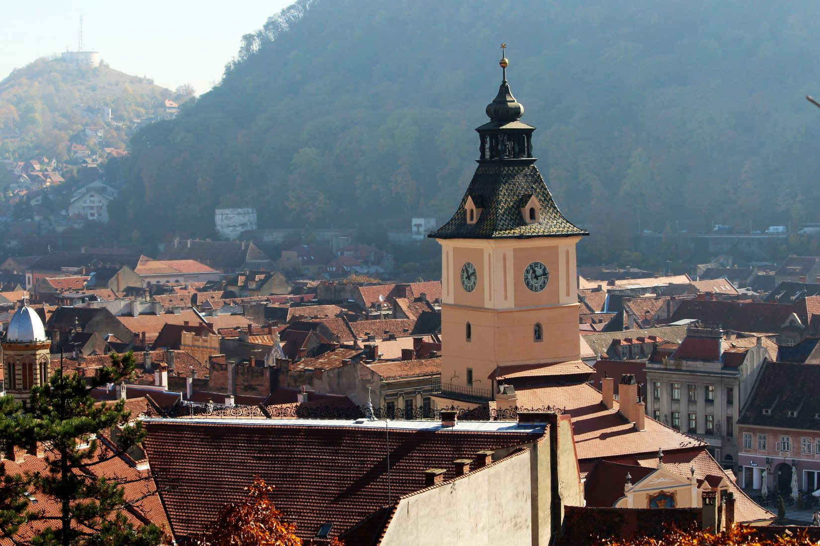 How to Get from Bucharest to Transylvania + the best stops!