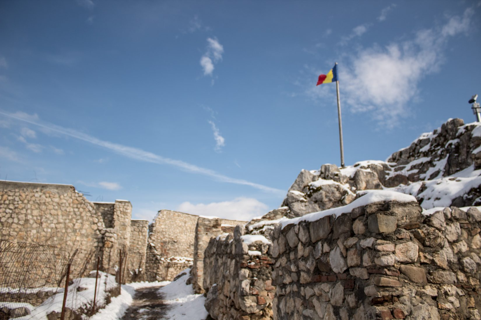 A Handy Guide to Rasnov Fortress, Romania