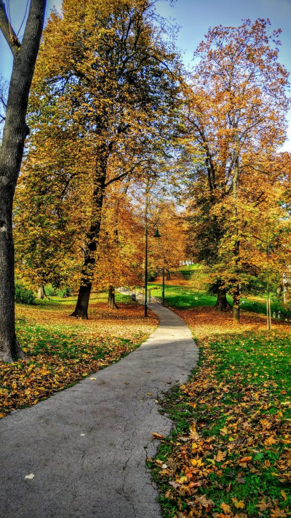 Bosnia in autumn is one of the best times to visit