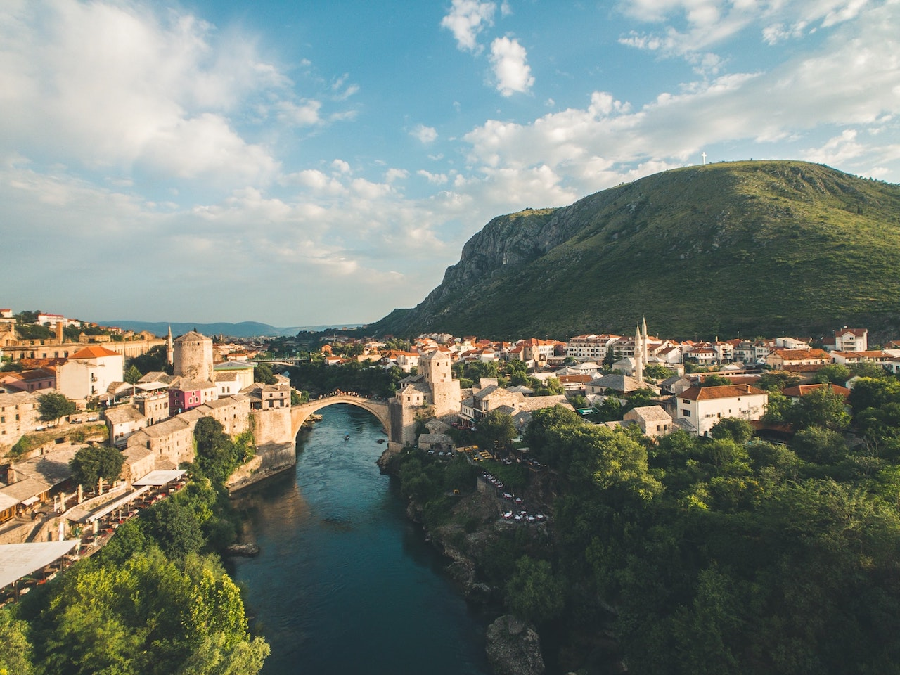 Bosnia in summer is one of the best times to visit