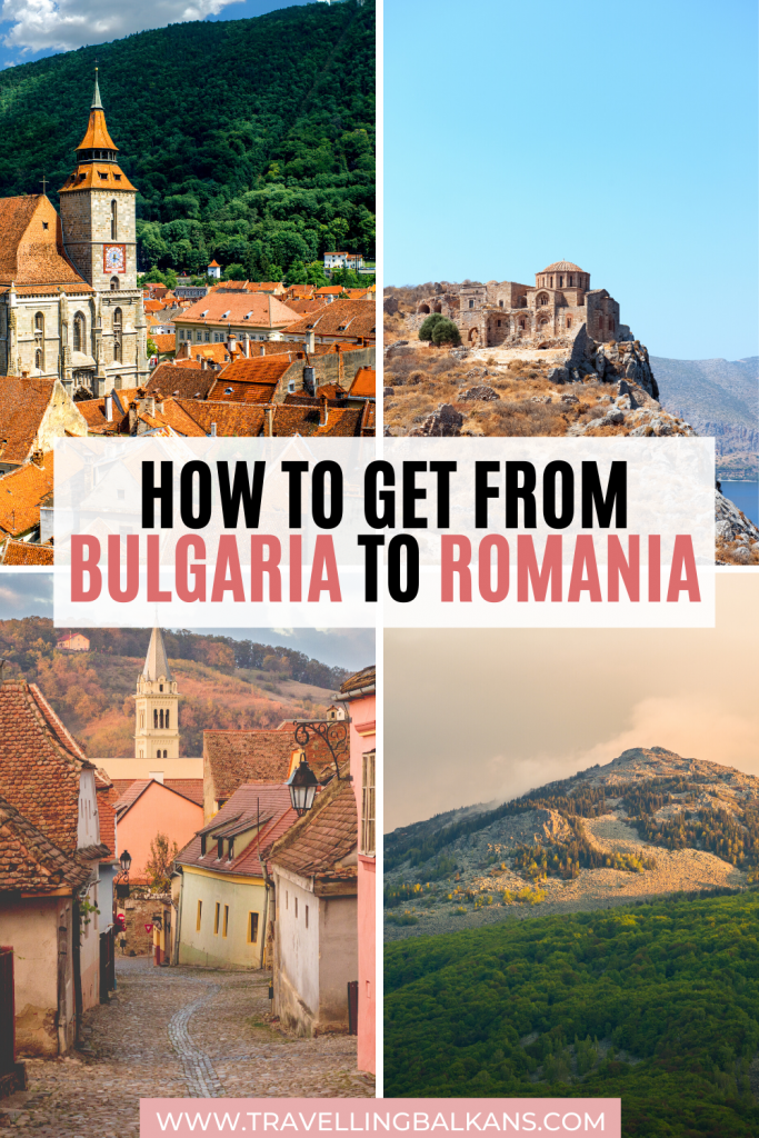 How to Get from Sofia to Bucharest (3 Ways)