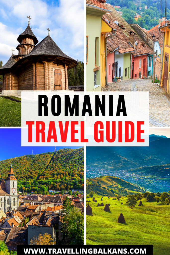 Visiting Romania for the First Time